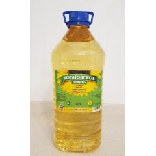 Растительное масло Богатовское золото 5л