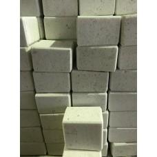 Соль в брикетах по 4 кг.